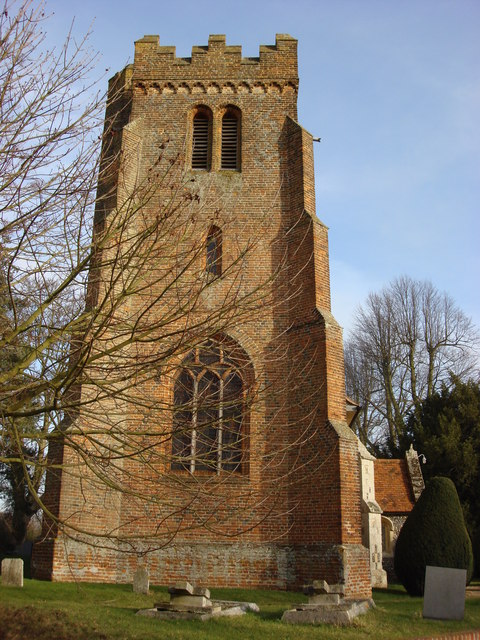 Tower, Parish church of Liston
