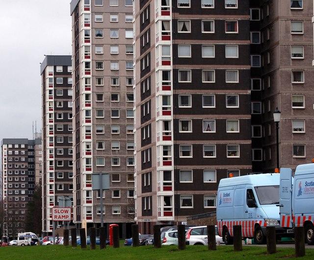 Multi-storey  flats (2)