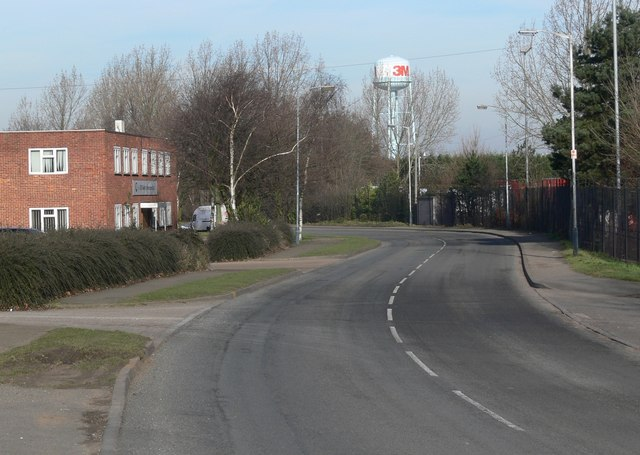 Carlyon Road Industrial Estate, Atherstone