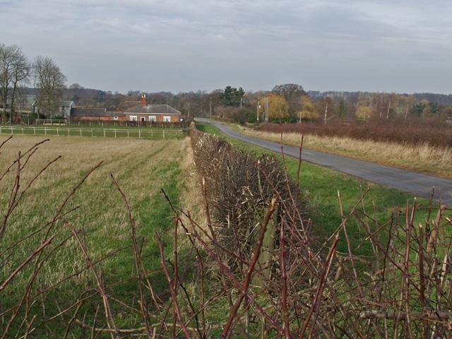 Chantry Lane, Etton