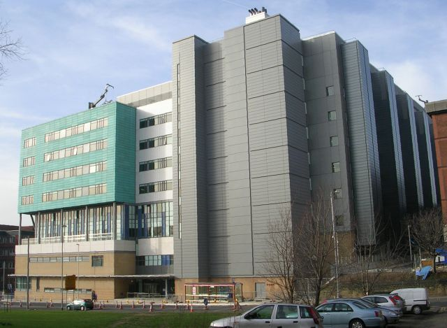 Bexley Wing - St James' Hospital - Beckett Street