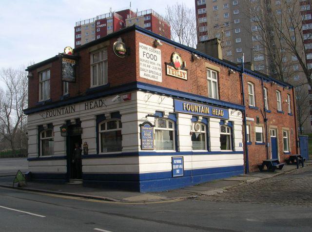 Fountain Head - Beckett Street