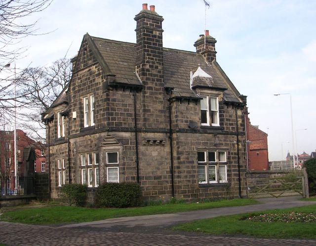 Beckett Street Cemetery Lodge