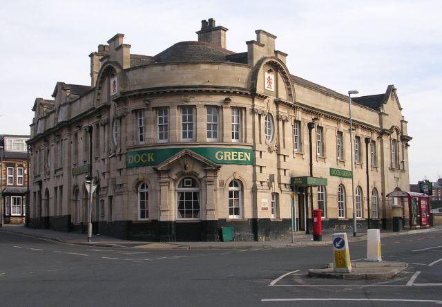 Dock Green - Ashley Road