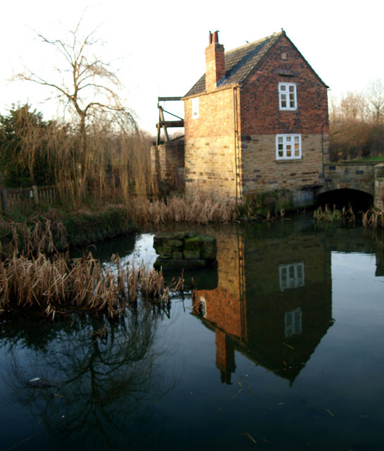 Bedgreave Mill Rother Valley Country Park