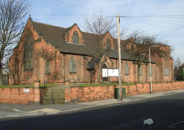 St Wilfrid's Church - Chatsworth Road, Harehills