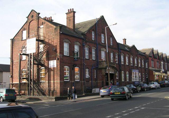 Harehills Conservative Club - Harehills Lane