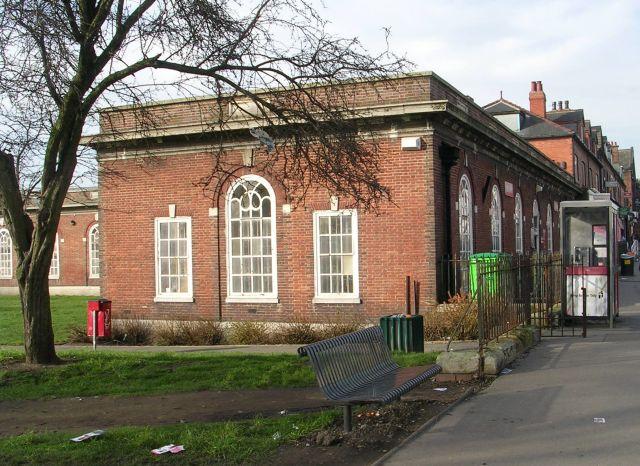Harehills Library - Harehills Lane