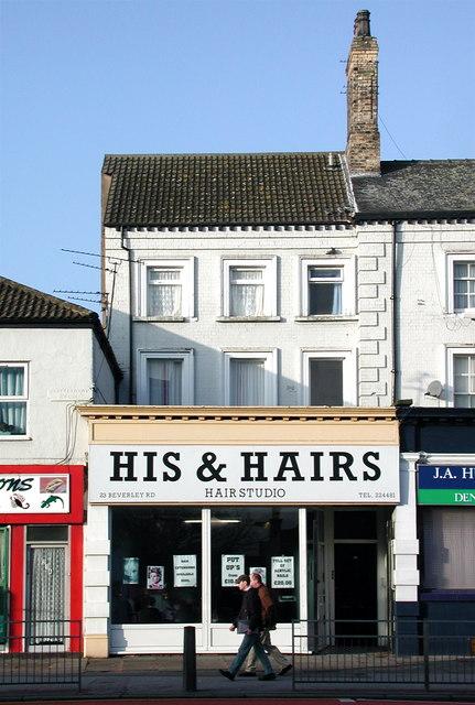 23 Beverley Road, Hull