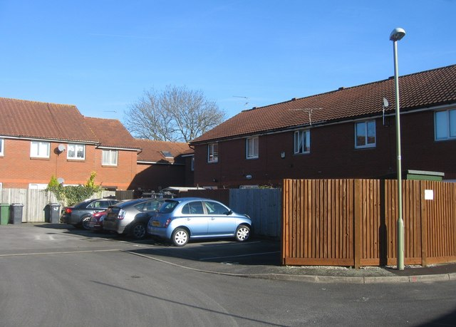 Parking for Flaxfield Court