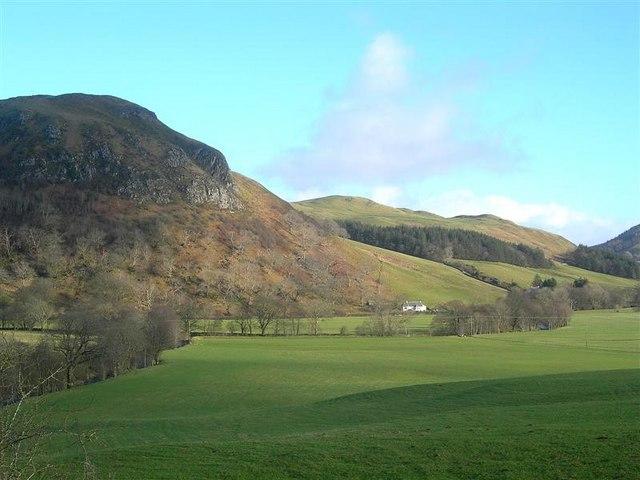 Craigencallie and the Girvan Valley