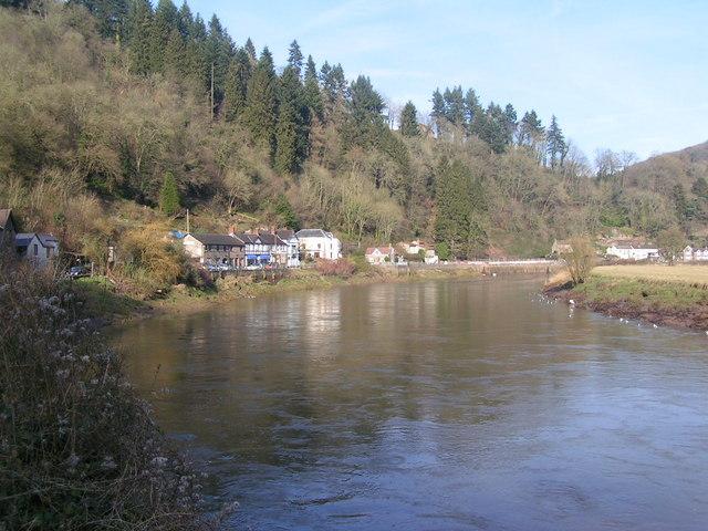 River Wye and Tintern
