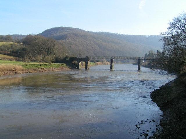 River Wye at Tintern