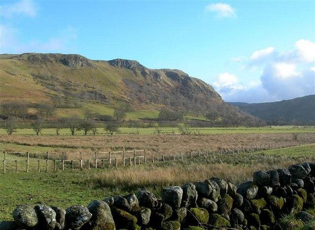 Towards Craigencallie