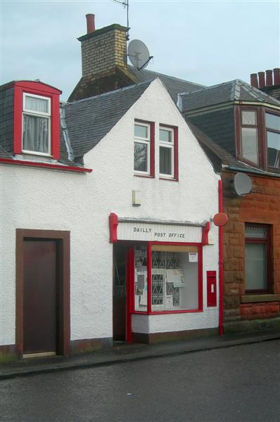 Dailly Post Office