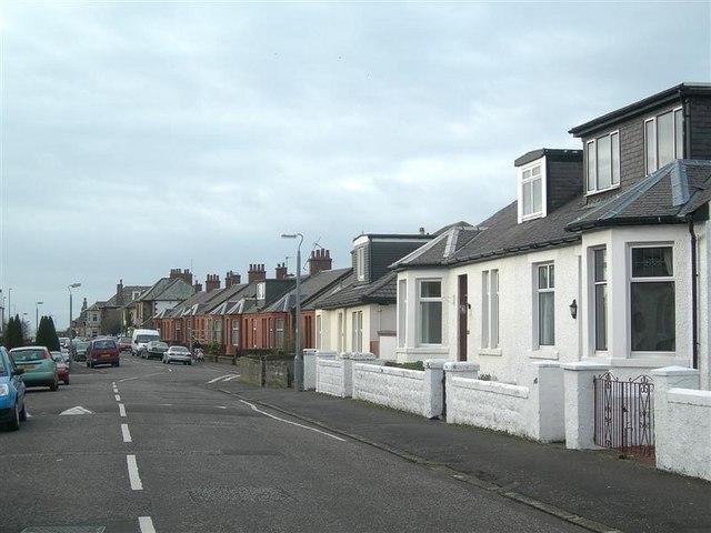 Mansefield Road, Prestwick