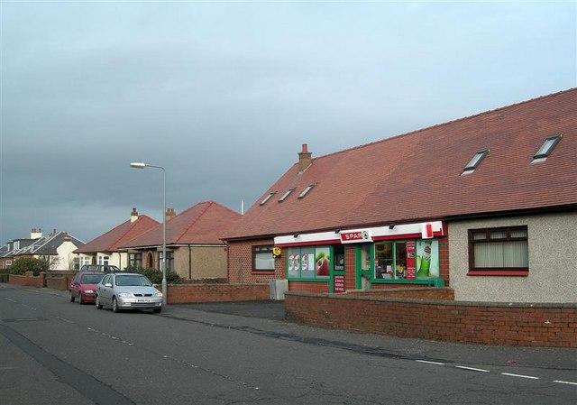 The Spar Shop
