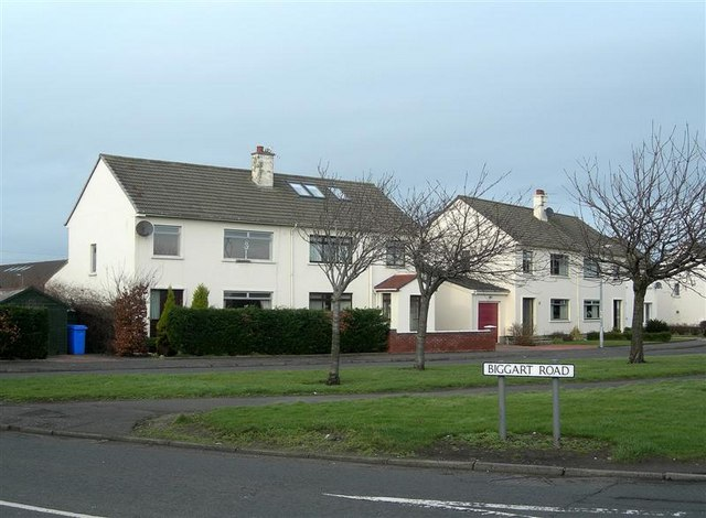 Biggart Road, Prestwick