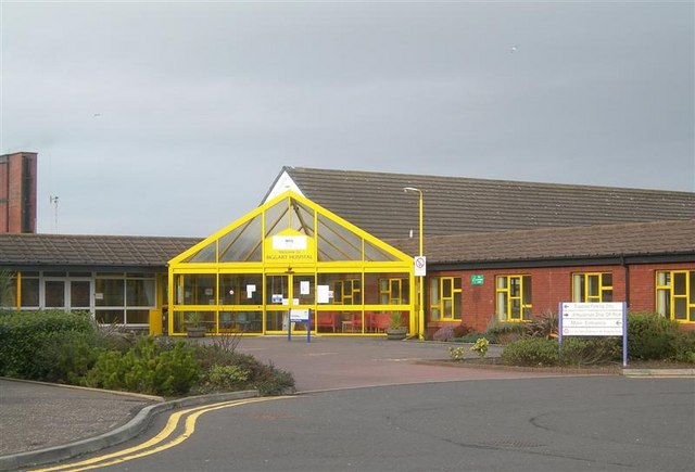 Biggart Hospital, Prestwick