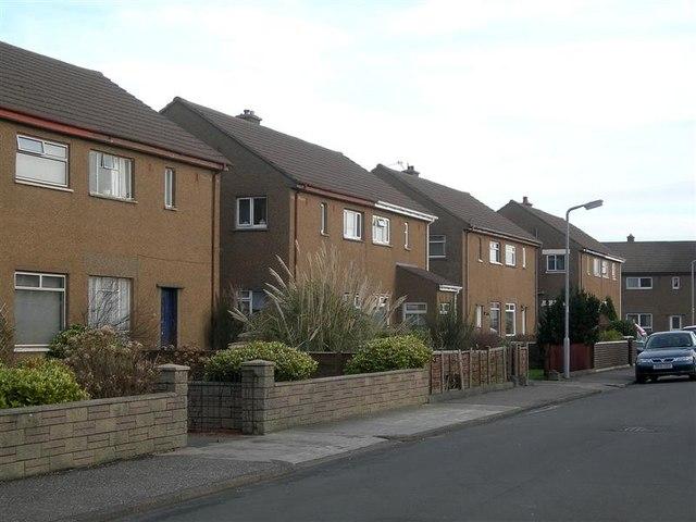 Hawthorn Avenue, Prestwick