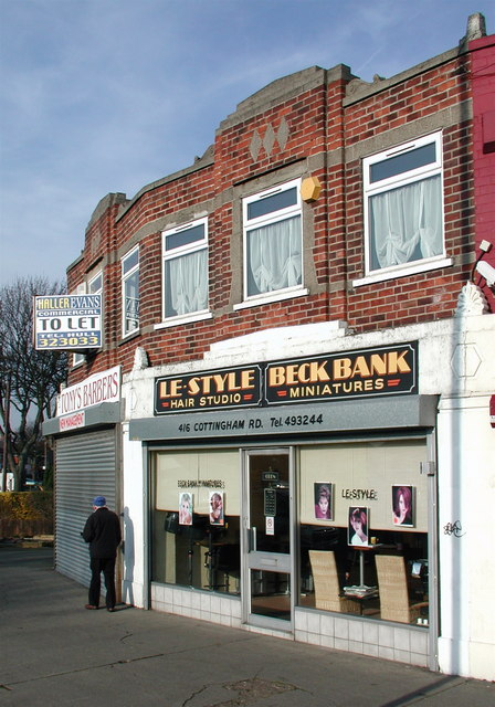 416 & 418 Cottingham Road, Hull