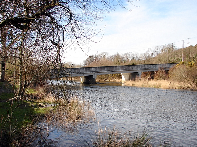 Glanyrafon Bridge
