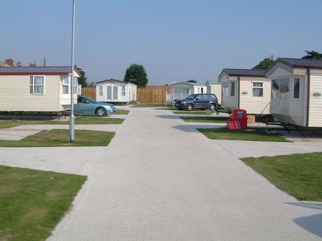 Caravan Park, Greatstone-On-Sea
