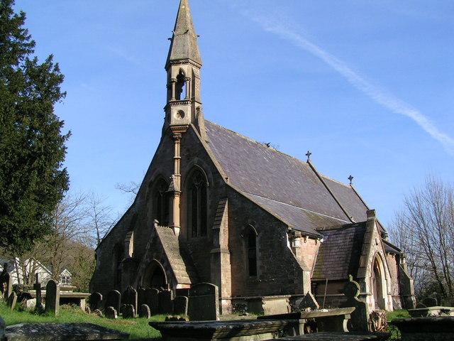 Llandogo Church