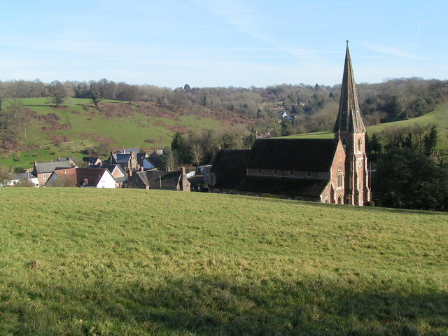 Clearwell Church