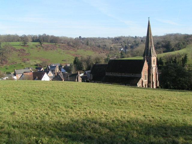 Clearwell Church
