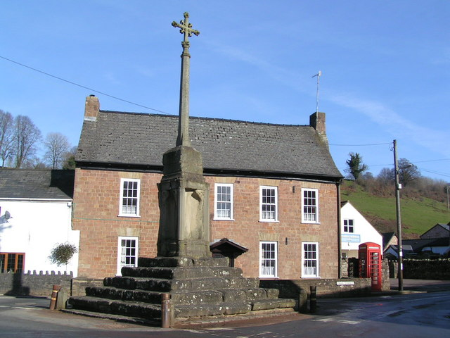Centre of Clearwell