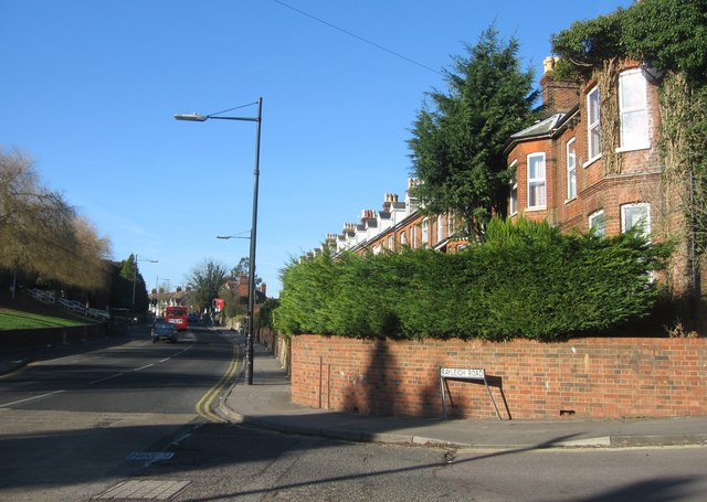 Corner of Rayleigh Road & Worting Road
