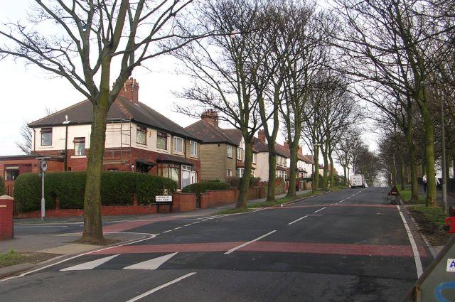 Coldcotes Avenue - Harehills Lane