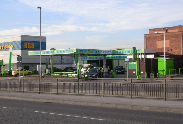 York Road Hand Car Wash