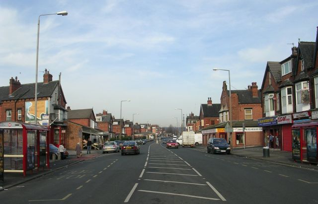 Harehills Road