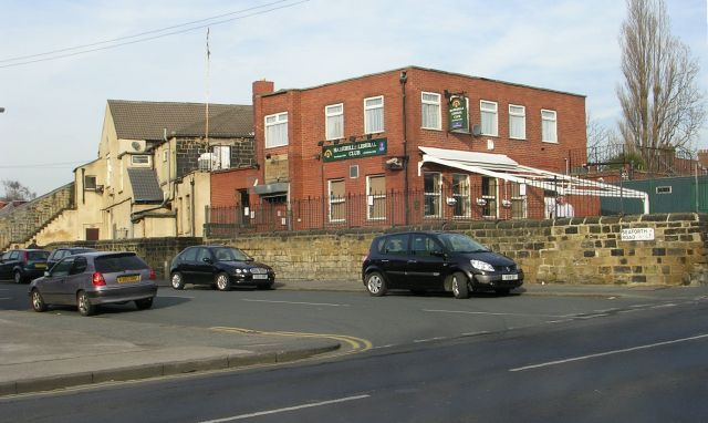 Harehills Liberal Club - Seaforth Road
