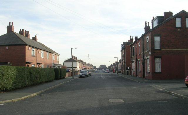 Skelton Terrace - York Road