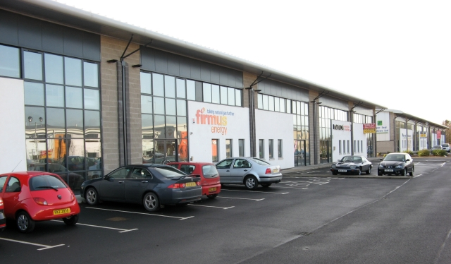 Kilbegs Business Park