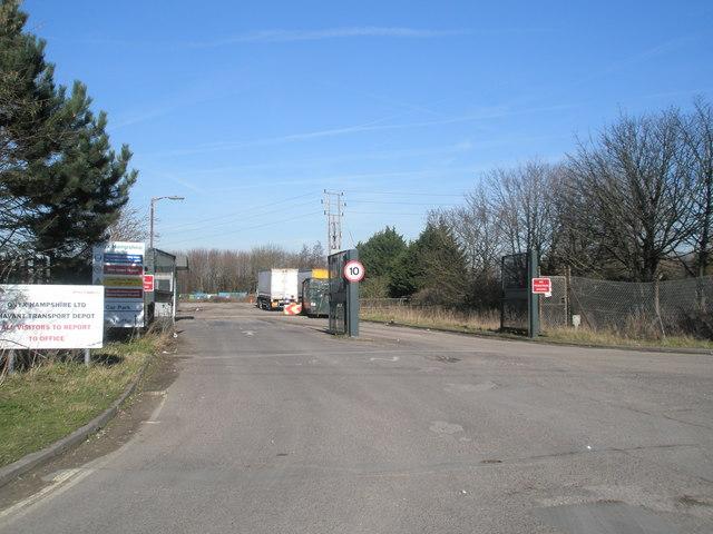 Onyx Depot, Brockhampton