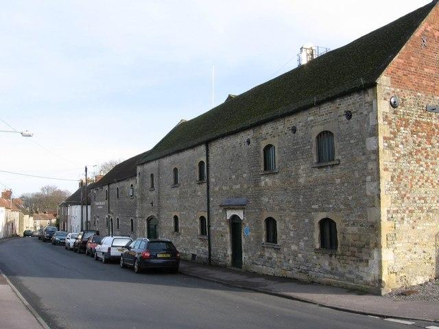 Warminster Maltings, Pound Street