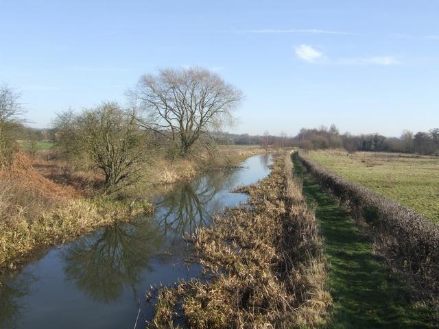 Hatherton Branch Canal