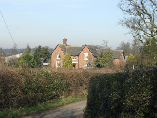 Hatherton Hall Farm