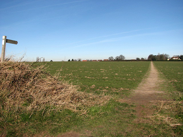Footpath to Felmingham