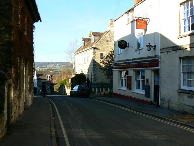 The Golden Fleece, Nelson Street, Stroud