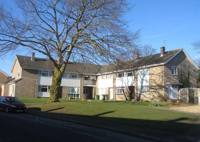 Packenham Road - housing