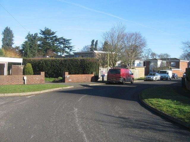 End of Packenham Road