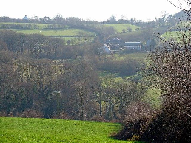 Pengwern Ganol Farm, Cenarth
