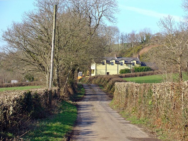 Towerhill Farm, Cenarth