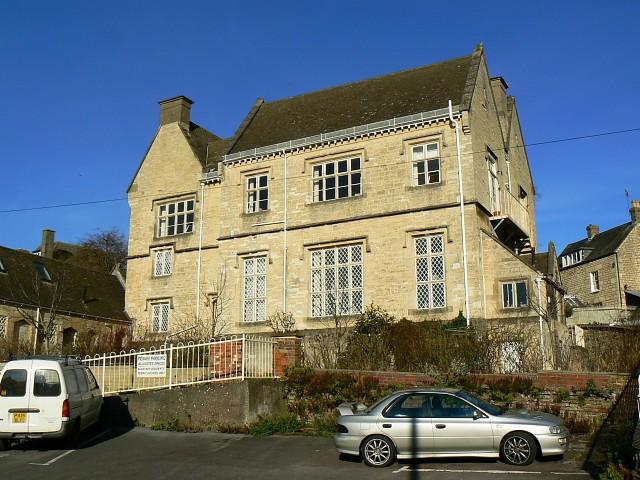 Blackboy's School building, Stroud