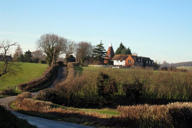 Little Knights Oast, Westfield, East Sussex